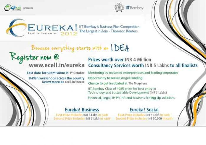2012 Eureka Business Plan Competition