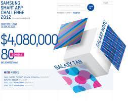 2012 Samsung Apps Challenge