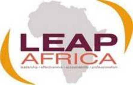 LEAP Africa SNEPco Youth Empowerment Training 2013