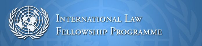 UN International Law Fellowship Programme