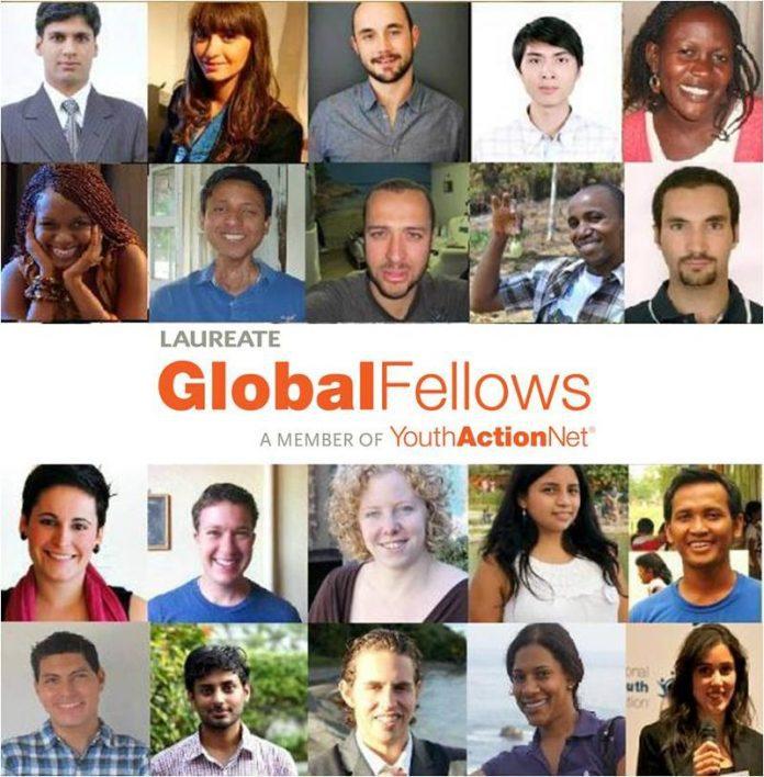 YouthActionNet-Global-Laureate-Fellowship-Programme