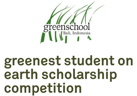 greenest-student-on-earth-scholarship-competition