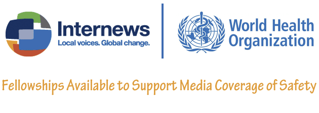The Internews Health Journalism Fellowship