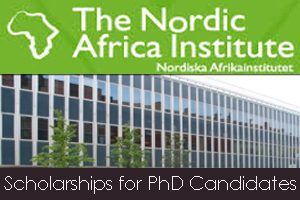 nordic-africa-institute-scholarship-for-phd-candidate