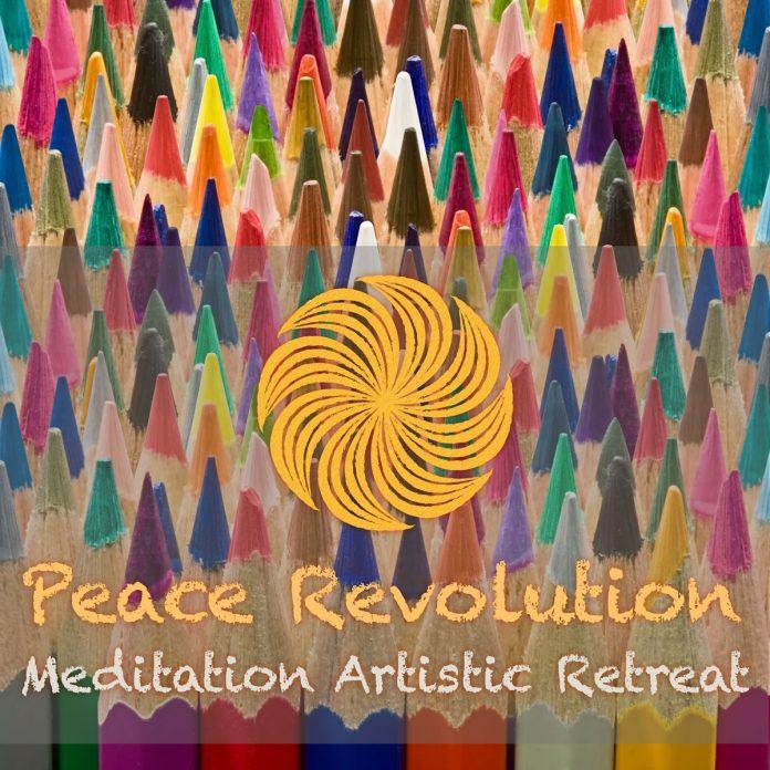 "Meditation Artistic Retreat"""