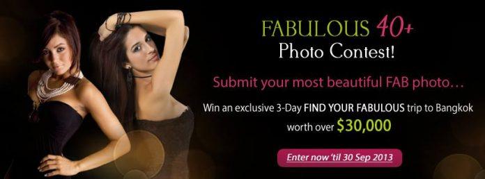 The Fabulous 40+ Photo Contest