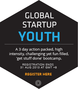 Global Startup Youth 2013