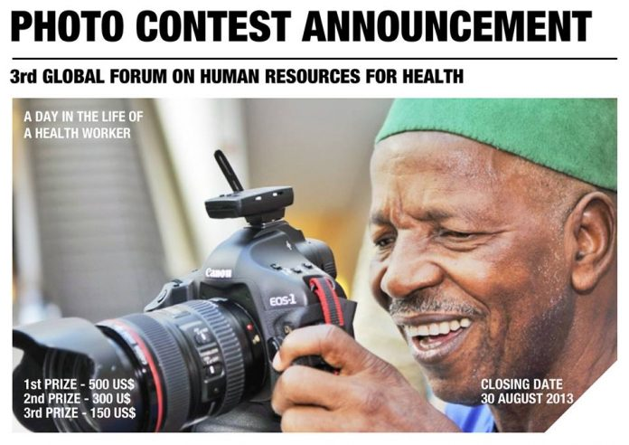 """Health Workers Count"" Photo Competition"