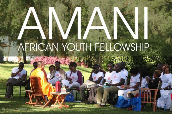 Peace Revolution Amani African Youth Fellowship
