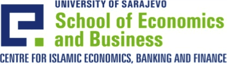 International scholarships in Islamic Banking – School of Economics and Business Sarajevo