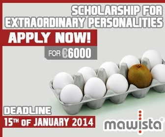 mawista scholarships for extra ordinary personalities