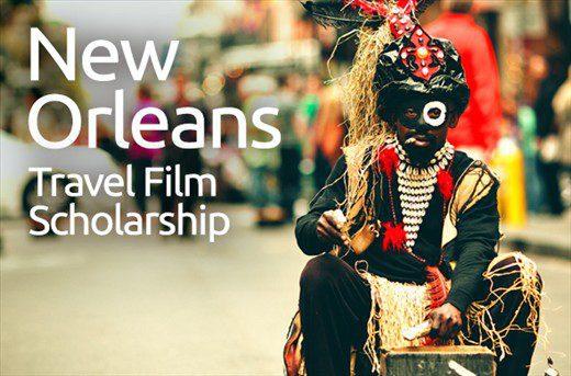 New Orleans Travel Film Scholarships 2013