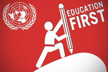 Youth Advocacy Group Global Education First