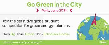 Go Green in the City Challenge 2014