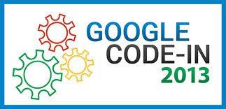 Google Code In Contest 2013