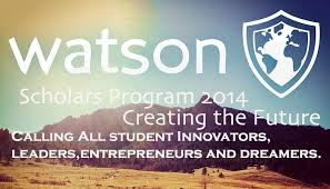 watson-global-scholars-programme-2014