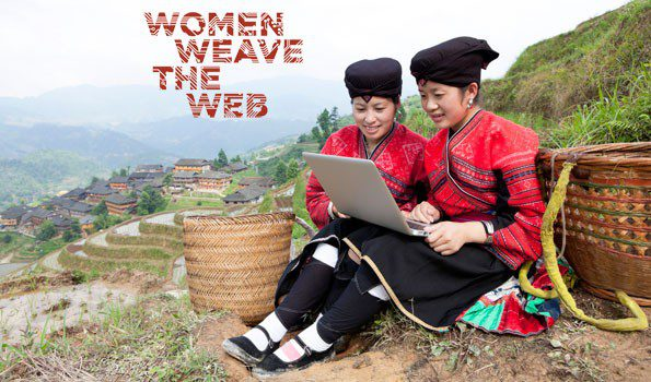 world-pulse-women-weave-the-web-campaign