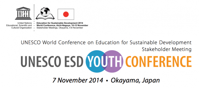 unesco-esd-youth-conference-2014