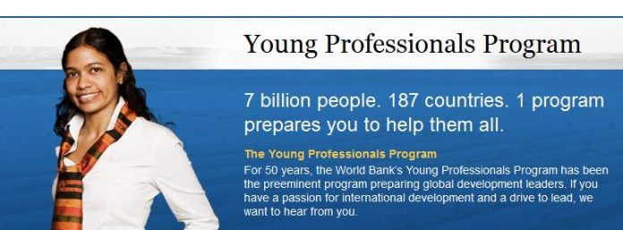 world-bank-young-professional-programme-2014