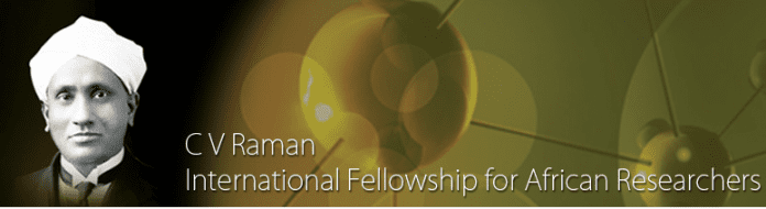 CV Raman International Fellowship 2014