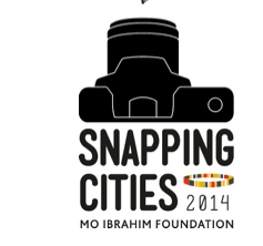 Mo Ibrahim Snapping in the Cities Photography competition