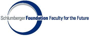 2015 Schlumberger Foundation Faculty of Future Fellowship