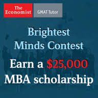 The Economist Broghtest Minds Contest