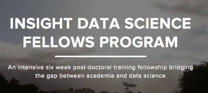 insight do programa Data Science Fellows 2014
