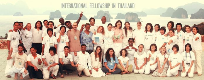 Peace Revolution Fellowship 2015