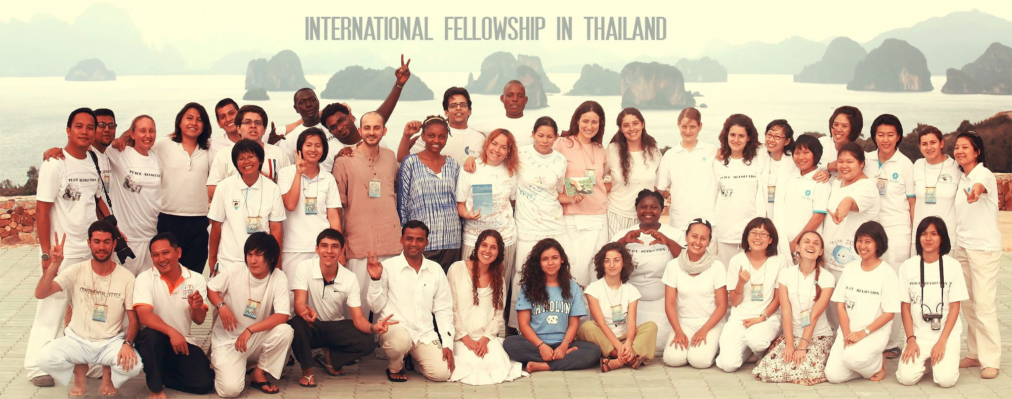 Peace Revolution Fellowship 2015