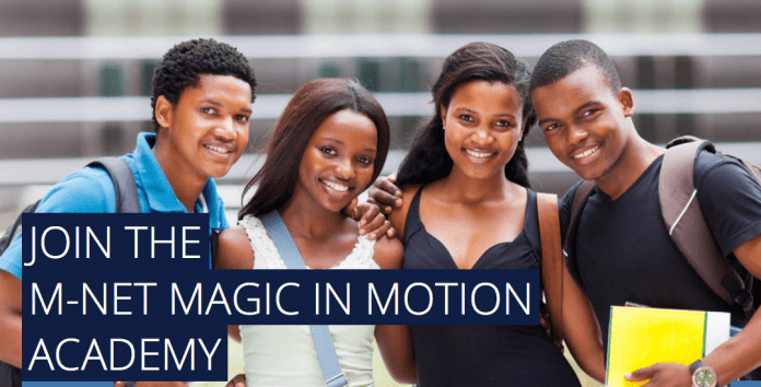 M-Net Magic in Motion Academy Internship Programme