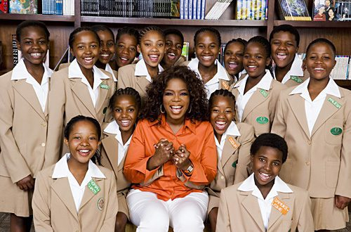 Image result for Oprah Winfrey School for Girls Graduate  Internship Programme 2019