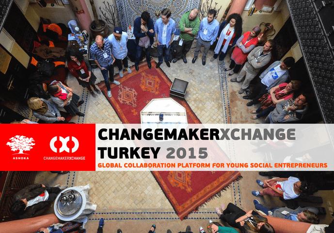 2015 Changemaker da AshokaXchange - Treinamento para Jovens
