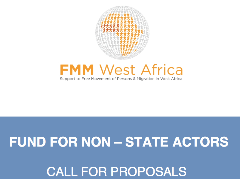 west funds 2015 Free Movement West Africa Non-State Actors (NSA) Funds: Call ...