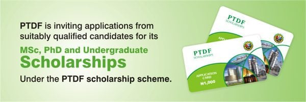 Petroleum Technology Development Fund (PTDF) 2018/2019 Overseas Postgraduate Scholarship Scheme for study in Germany/France/China (Funded)
