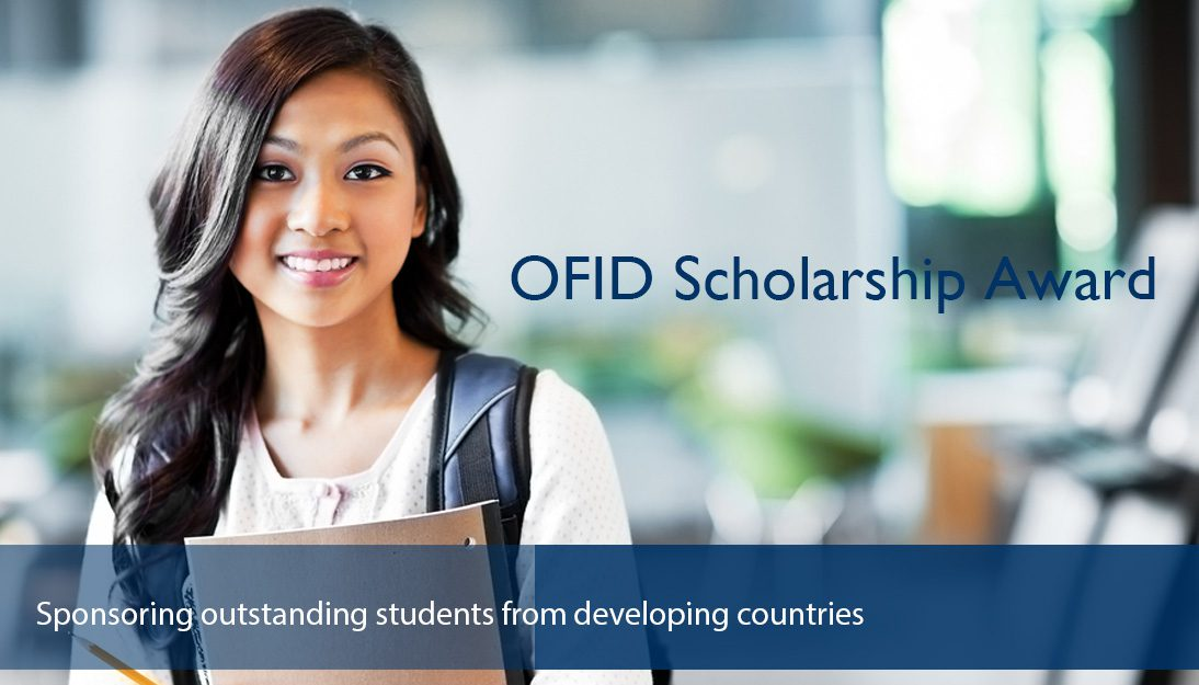 OPEC Fund for International Development Scholarship Award 2018/2019