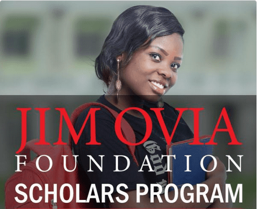 Jim Ovia Scholarship 2019 for Graduates & Undergraduate