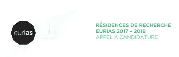 Appel a Candidature: Residences de Recherche EURIAS 2017/2018