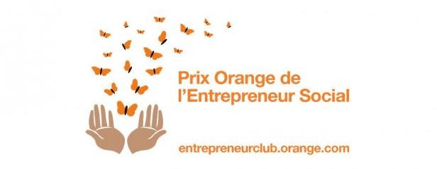 la 6e édition du Prix Orange de l'Entrepreneur Social 2016 (55.000 Euros Prix)