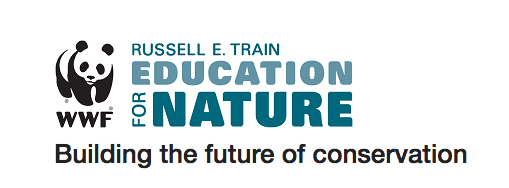 Image result for russell e train Education for nature logo