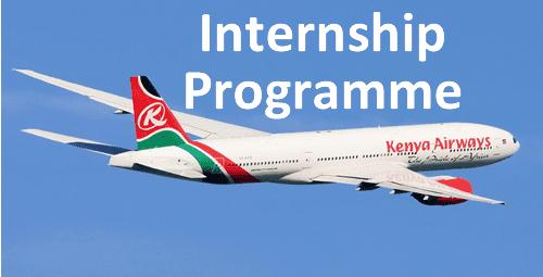 83a597f6b6 Kenya Airways Internship Program 2018 for young Kenyans ...