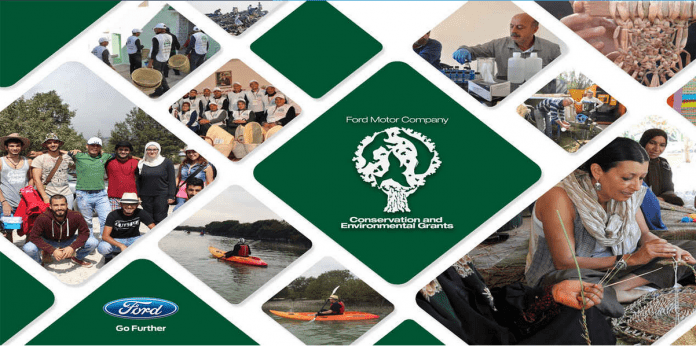 ford business environment The ford grants support ongoing and non-profit projects focused on  conservation engineering, protection of the natural environment and.