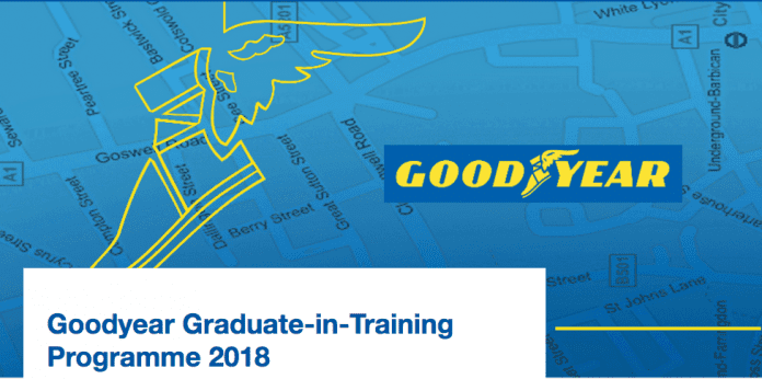 Image result for Goodyear Graduate-in-Training Programme