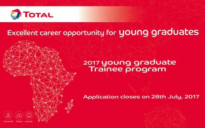66478200f5 Total Graduate Trainee Program 2017 for young Kenyans ...