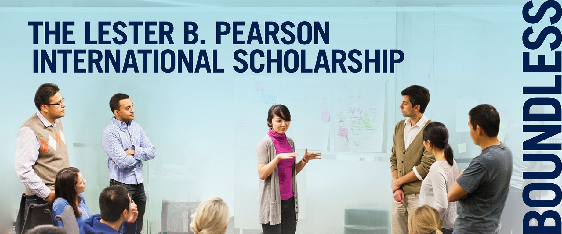 Lester B  Pearson International Scholarship Program 2019