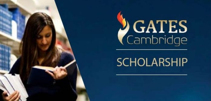 Image result for gates cambridge scholarships