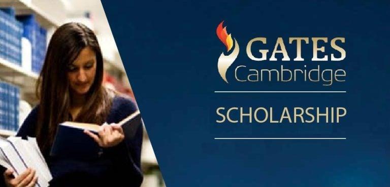 """Résultat de recherche d'images pour """"Gates Cambridge Scholarship"""""""