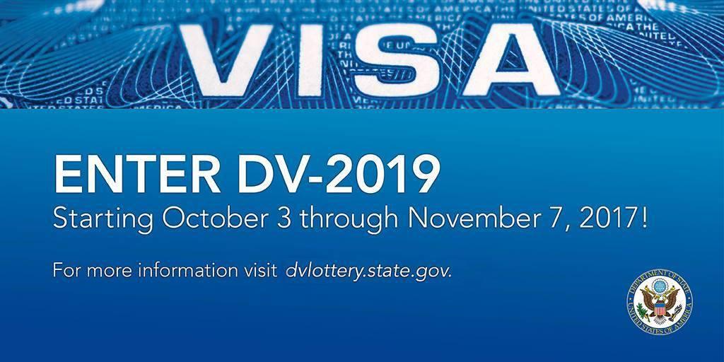 visa lottery 2019 start date