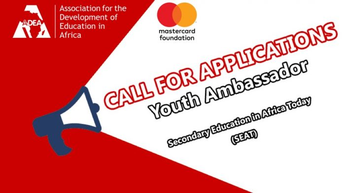 mastercard-foundation-call-for-applications-youth-ambassador-program-2018
