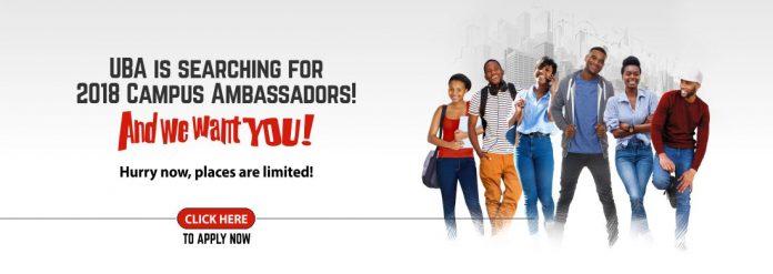 برنامج UBA Campus Ambassador